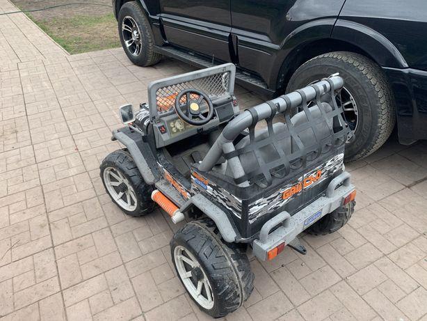 Дитяче авто на акумуляторі.