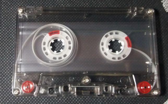 Аудио кассета С-0 разборная под намотку