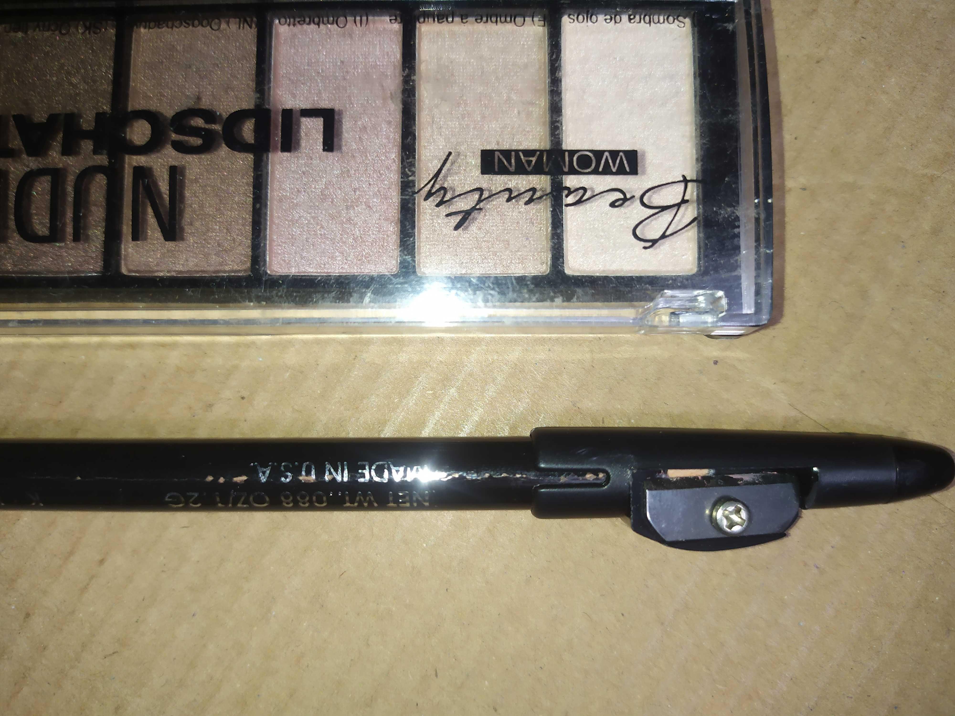 Набор карандаш тени для век Beauty Woman Герм. Нюд-смоки,карандаш