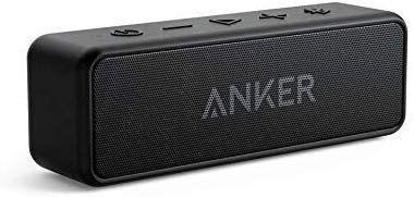 Coluna Bluetooth Anker Soundcore 2 Novo na Caixa