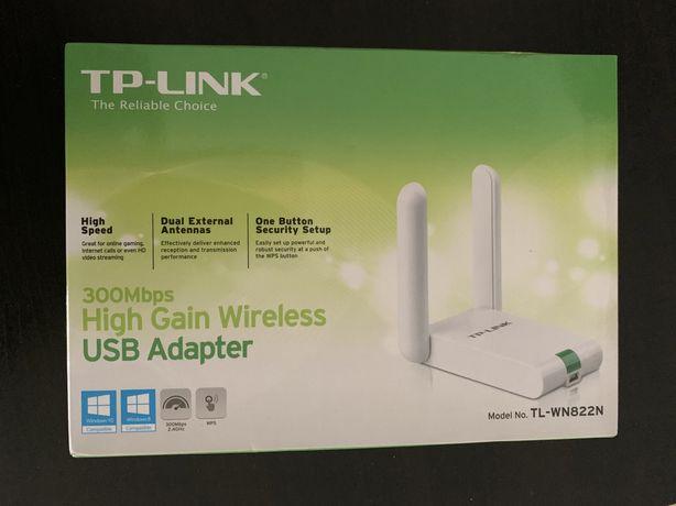 USB Adapter wireless novo