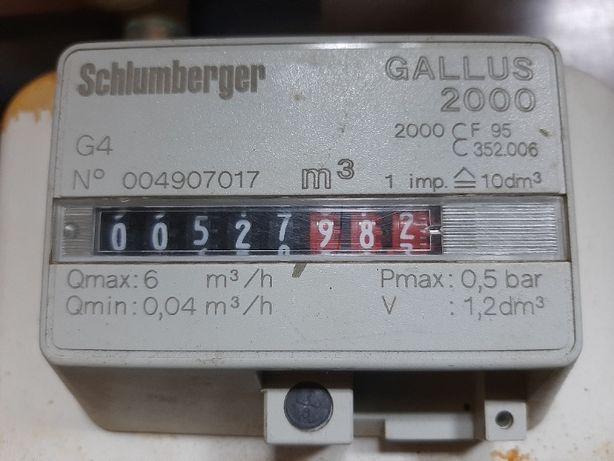 Contadores Gás G4 - GALLUS 2000 e NPL 12/110