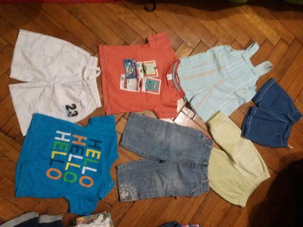 Пакет речей вещей сорочка джинсы футболка бодик кофта штаны рубашка
