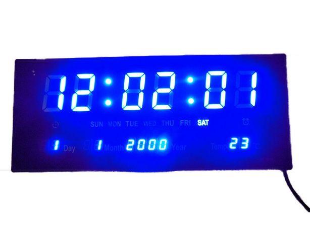 Zegar ścienny elektroniczny
