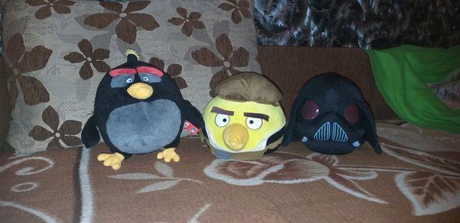 Sprzedam maskotki angry birds