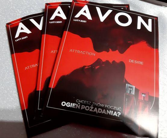 Katalogi Avon luty 2021