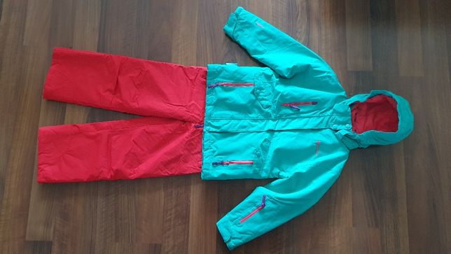 Kombinezon narciarski kurtka + spodnie Mountain Warehouse Snow 7-8 lat