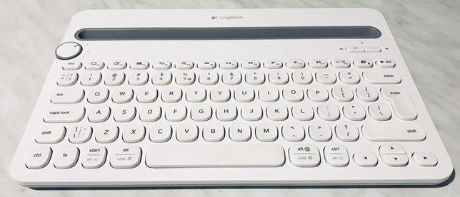 Klawiatura bezprzewodowa Logitech K480 Bluetooth 3 urządzenia na raz !