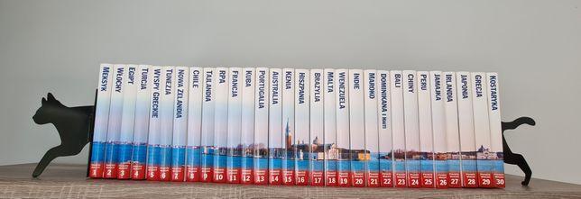 40 książek - Przewodniki Gazety Wyborczej Podróże Marzeń