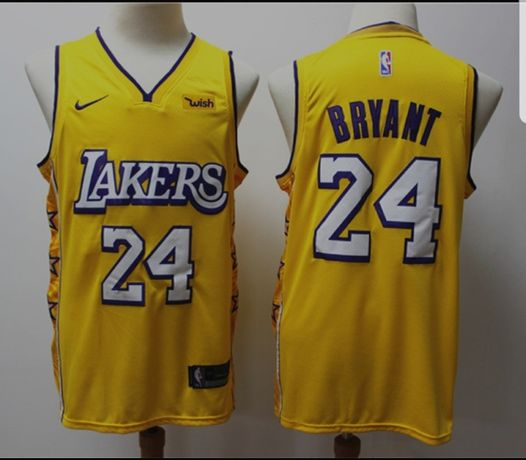 Camisolas NBA portes incluídos no preço