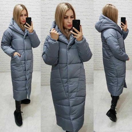 Пальто одеяло зимнее новое женское 42 44 46 48 50 52 54 56 58