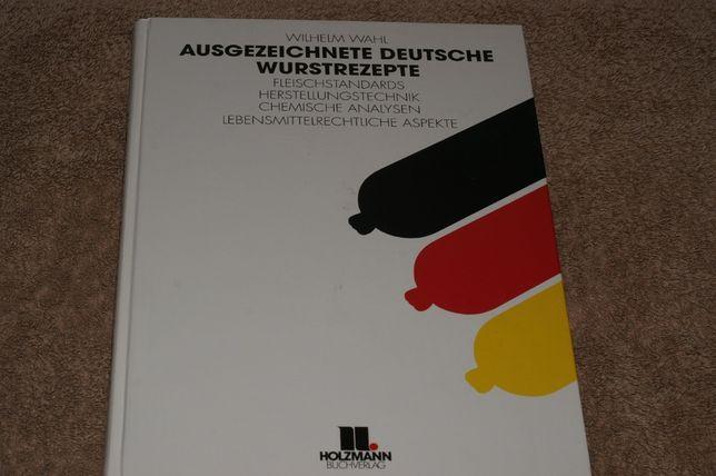 Deutsche ausgezeichnete Wurstrezepturen W. Wahl