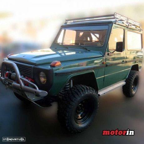 "Grade de Tejadilho Modular ""Raptor 4×4"" Mercedes Classe G"