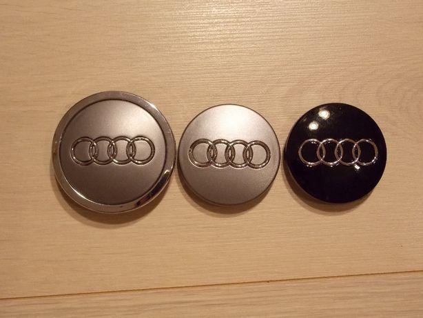 Колпачки заглушки AUDI 60 мм 69 мм для литых дисков на литой диск
