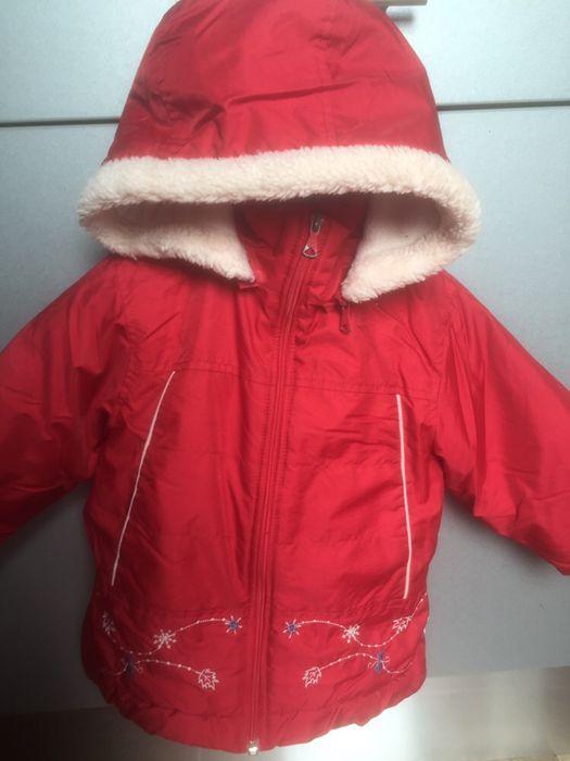 Зимняя куртка 86см Софиевская Борщаговка - изображение 1