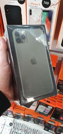 Новый apple iPhone 11 pro midnight green black silver gneverlock 256gb