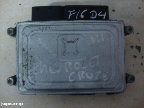 Centralina de motor Chevrolet Cruze, ref. 25181013
