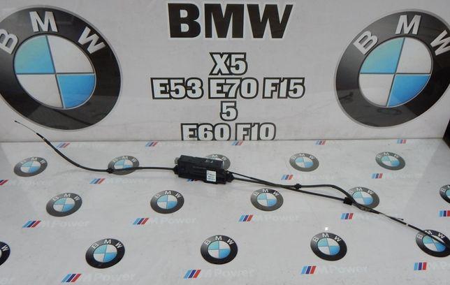 Блок ручника BMW X5 F15 стояночного тормоза ручник БМВ Х5 Ф15