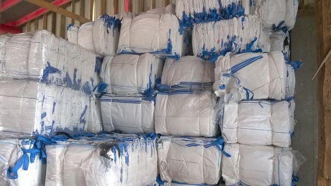 Używane worki Big bag 90/90/115 cm Wytrzymałe / Czyste