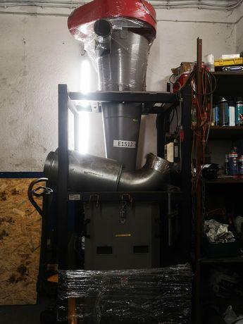 Klimawent Storm 1000 H odpylacz cyklonowy, filtr