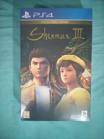 Shenmue III: Collectors Edition PS4