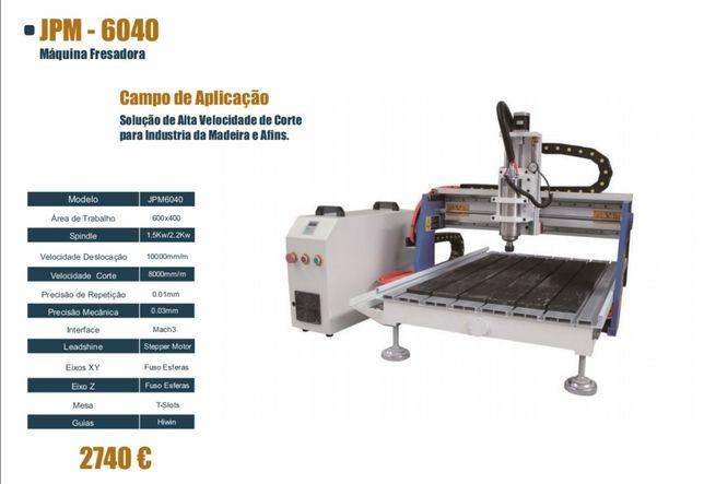 Fresadoras CNC Várias