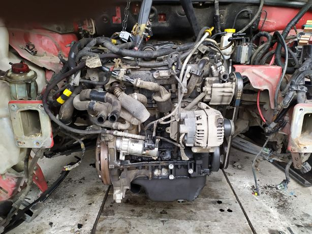 Двигатель fiat doblo 1.3 multijet 199А 2000 продаётся комплектный