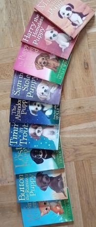 Sprzedam książki całe serie lub pojedynczo