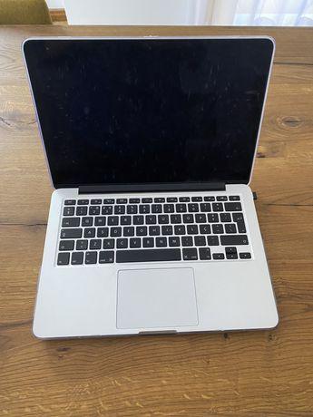 Macbook pro 13 (retina) inicio 2015