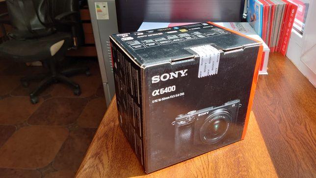 Продам фотоаппарат Sony Alpha A6400 body
