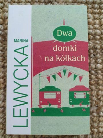 "książka M. Lewycka ""Dwa domki na kółkach"""