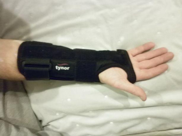 Orteza przedramienia Tynor stabilizator ręki szyna
