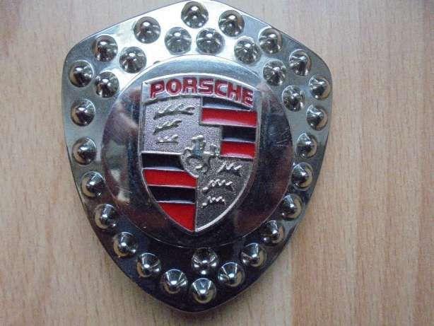 Kolekcjonerska klamra do paska Porsche,unikat