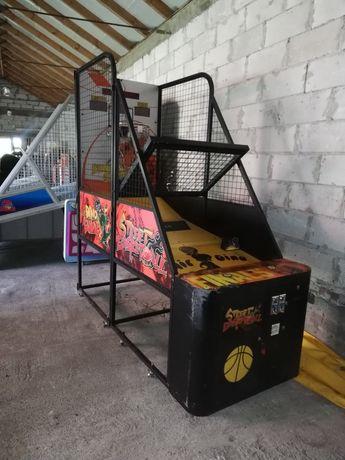 Automat do gry kosz
