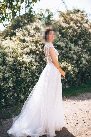 Продажа свадебного платья Галины Красновой