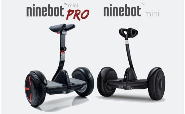 Гироборд Сигвей XIAOMI 23 кг Гироскутер Segway Ninebot Mini Pro черниг