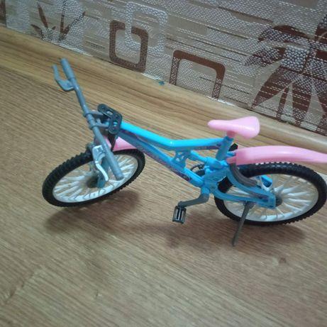 Велосипед для кукол игрушечный кукольный для барби omg Monster High