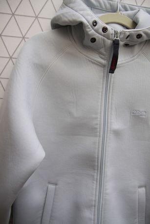 Piankowa bluza kurtka