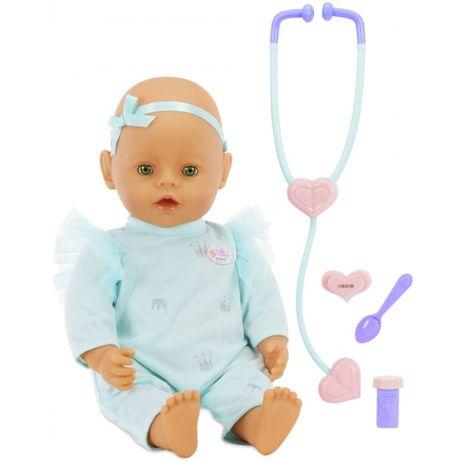 Интерактивная кукла BABY BORN/Доктор Мама вылечи меня