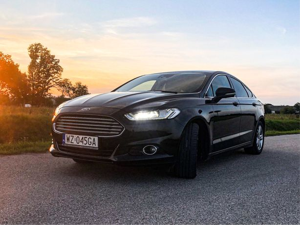 Auto do ślubu - Ford Mondeo MK5