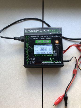 Ladowarka do akumulatorow / bateri abisma charger ctc-1 touch