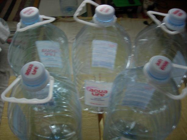 Бутли для воды. Емкость 5 литров