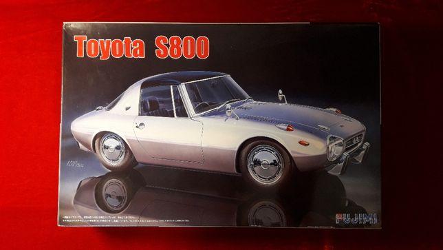 Сборная модель 1:24 Toyota S800