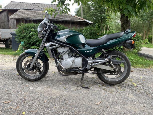 Kawasaki ER 5 1999r