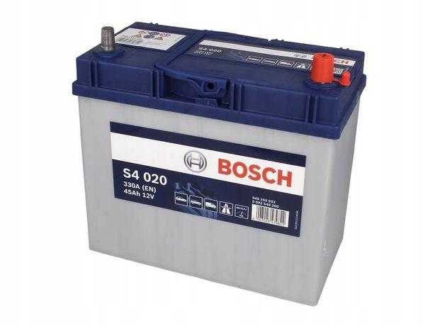 Akumulator BOSCH S4 45Ah 330A P+ Akumulatory Zgierz