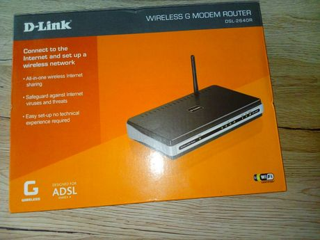 Modem Router DSL-264OR