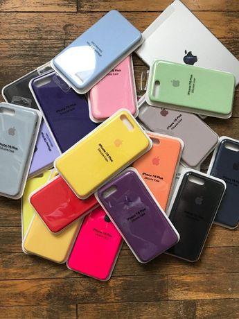 Чехол чохол silicone case на для айфон iphone6 6s 7 7plus 8 8+ X XR 11