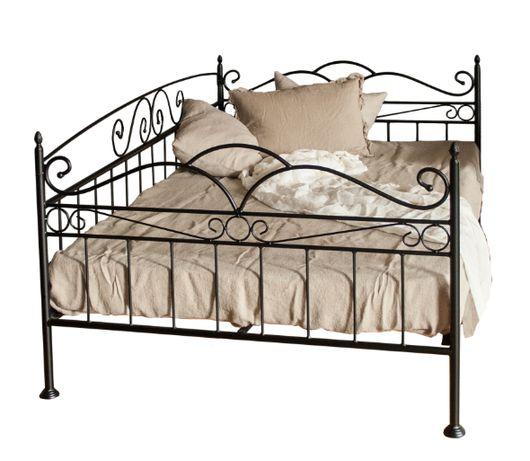 Łóżko metalowe sofa Lilli 120 cm producent hit !