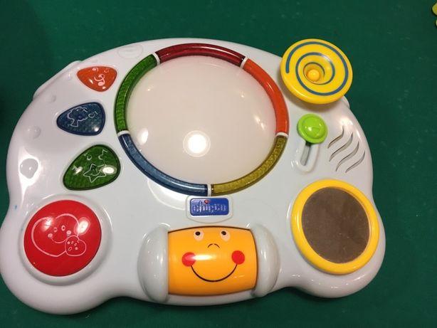 Музыкальная игрушка/ночник Chicco