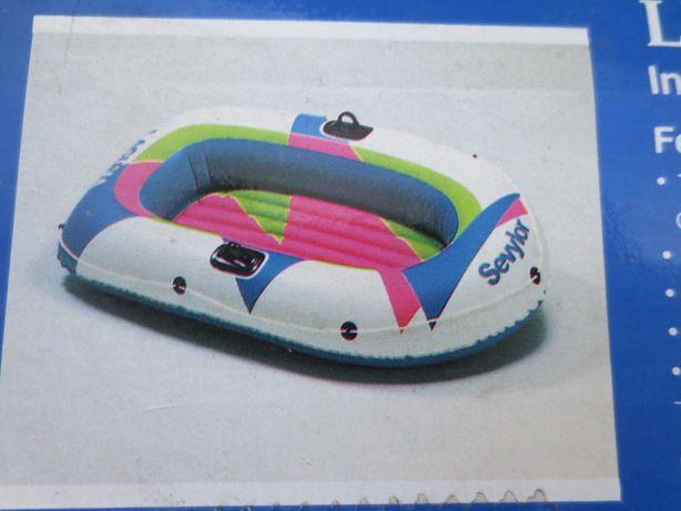 Дитячий надувний човен з веслами (новий, імпортний)